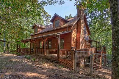 Habersham County Single Family Home For Sale: 1581 Jess Kinney