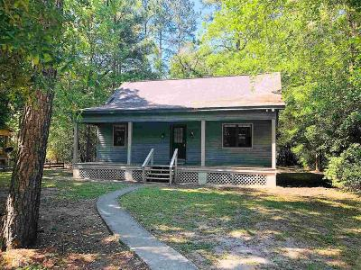 Statesboro Single Family Home For Sale: 144 Winding Way