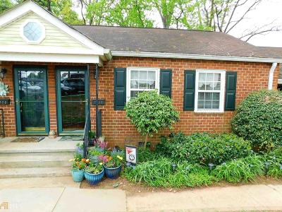 Smyrna Condo/Townhouse Under Contract: 2922 Reed St