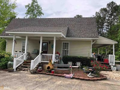 Elbert County, Franklin County, Hart County Single Family Home For Sale: 5440 Gumlog Rd