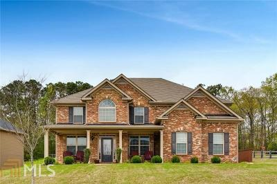 Snellville Single Family Home Under Contract: 4803 Tower View Dr