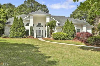 Peachtree City GA Single Family Home Under Contract: $379,900