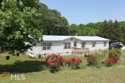 Lavonia Single Family Home For Sale: 616 Fairview Farms Cir