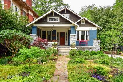 Midtown Single Family Home Under Contract: 342 5th St