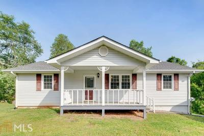 Demorest Single Family Home For Sale: 319 Hickory Ave