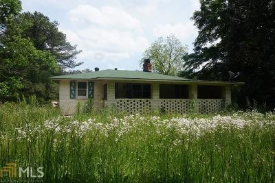Conyers Single Family Home For Sale: 3276 SW Highway 138