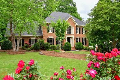 Marietta Single Family Home For Sale: 3672 Sope Creek Farm