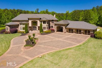 Monroe Single Family Home For Sale: 3190 Bunk Tillman Rd