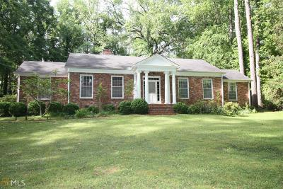 Troup County Single Family Home For Sale: 610 Ridgecrest Rd