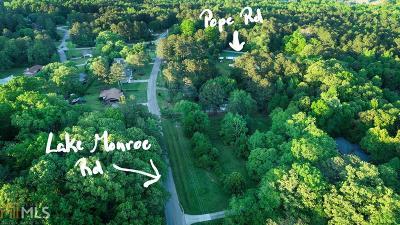 Douglas County Residential Lots & Land For Sale: Lake Monroe