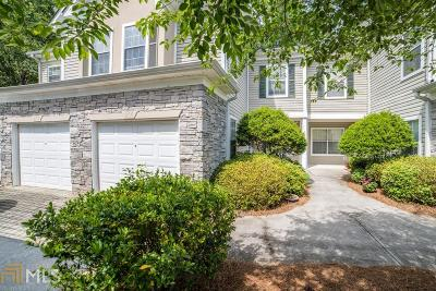 Peachtree City Condo/Townhouse Under Contract: 206 Las Brasis