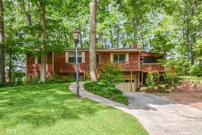 Woodstock Single Family Home Under Contract: 507 Friar Tuck Rd