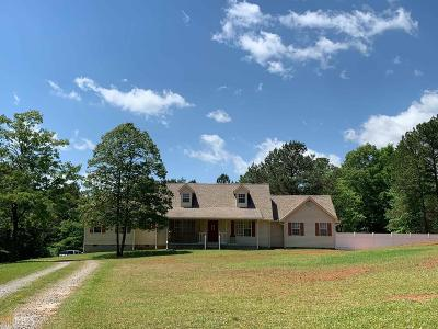 Barnesville Single Family Home For Sale: 303 Bush Rd