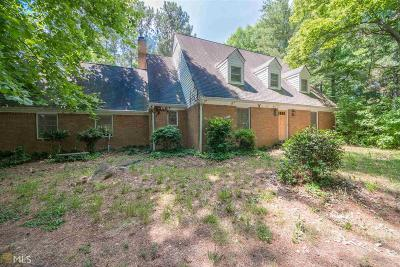 Fayetteville GA Single Family Home For Sale: $1,300,000