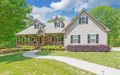 Habersham County Single Family Home For Sale: 966 High Meadow Lakes #41