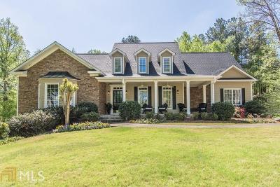 Acworth Single Family Home For Sale: 4484 Cedarcrest Rd