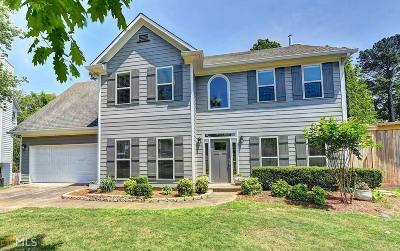 Alpharetta Single Family Home For Sale: 4950 Firelight Ln