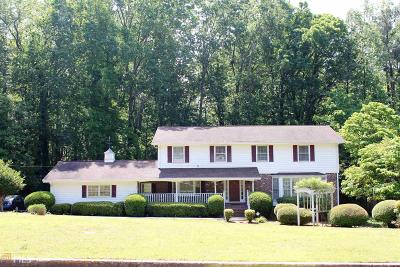 Conyers Single Family Home For Sale: 649 Sugar Creek Trl