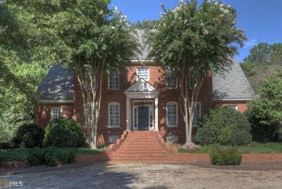 Loganville Single Family Home For Sale: 3289 McCullers #5.73 acr