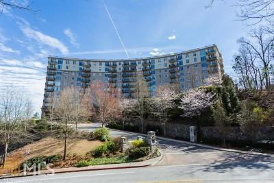 Vinings Condo/Townhouse Under Contract: 2950 Mt Wilkinson Pkwy #301