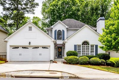 Brookhaven Single Family Home Under Contract: 2927 Mitchell Cv