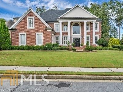 Suwanee Single Family Home For Sale: 3468 Binghurst Rd