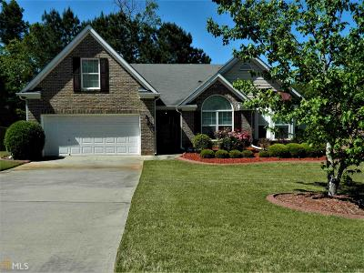 McDonough Single Family Home Under Contract: 1217 Creek Crossing Dr