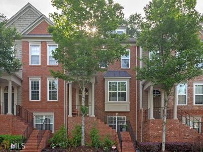 Brookhaven Condo/Townhouse For Sale: 2279 Limehurst Dr