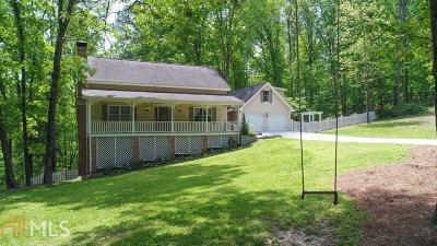 Snellville Single Family Home For Sale: 3598 Centerville Rosebud Rd