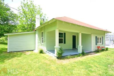 Bowdon Single Family Home Under Contract: 3351 Bowdon Tyus Rd