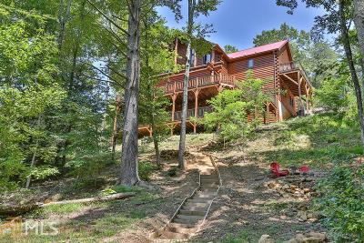 Ellijay Single Family Home For Sale: 279 N Lake Dr