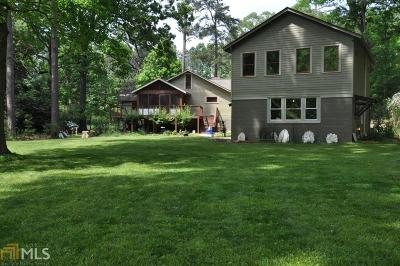 Clarkston Single Family Home Under Contract: 4455 Erskine Rd