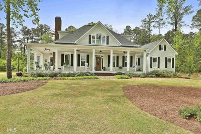 Coweta County Single Family Home Under Contract: 444 Standing Rock