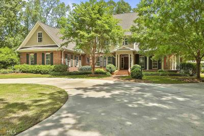 Fayetteville GA Single Family Home For Sale: $1,288,000