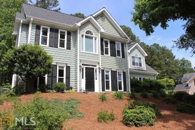 Peachtree City GA Single Family Home Under Contract: $439,700