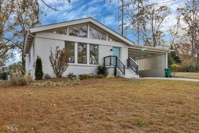 Decatur Single Family Home For Sale: 2203 Tanglewood Rd