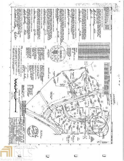 Paulding County Residential Lots & Land For Sale: 124 Mount Vernon Ridge #150