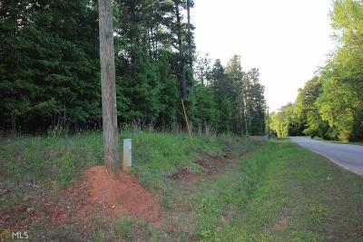 Lavonia Residential Lots & Land For Sale: Skyline Way