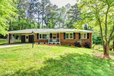 Duluth Single Family Home Under Contract: 4068 Suzanne Ln