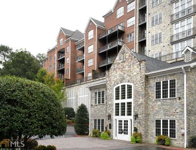Vinings Condo/Townhouse For Sale: 3280 Stillhouse Ln #313