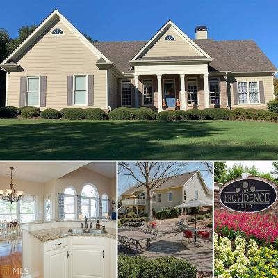 Monroe, Social Circle, Loganville Single Family Home For Sale: 5090 Turnberry Pl