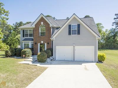 Conyers Single Family Home Under Contract: 2504 Hannah Haven Dr