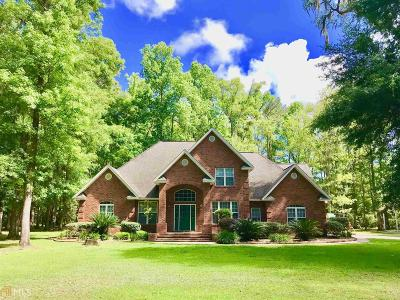 Woodbine Single Family Home Under Contract: 5394 Harriets Bluff Rd