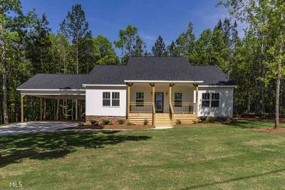 Haddock, Milledgeville, Sparta Single Family Home Under Contract: 139 Myrick Rd