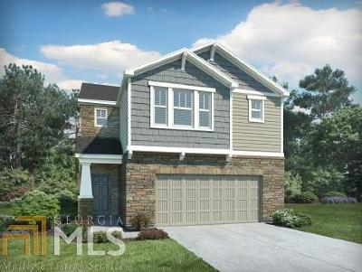 Buford Single Family Home Under Contract: 2819 Morgan Spring Trl #72A