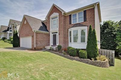 Kennesaw Single Family Home Under Contract: 4304 Glenlake Dr