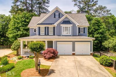 Smyrna Single Family Home Under Contract: 111 Jeffrey Pl