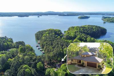 Buford Single Family Home For Sale: 6602 Garrett Rd