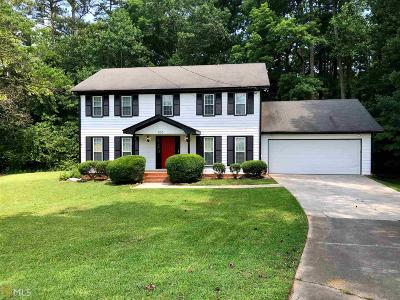 Conyers Single Family Home For Sale: 800 Sugar Creek Trl
