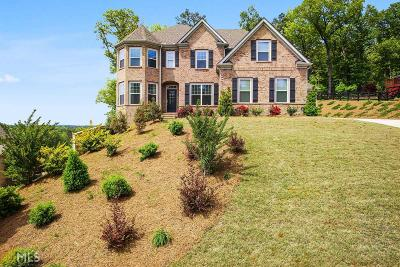 Kennesaw Single Family Home For Sale: 4529 Sterling Pointe Dr